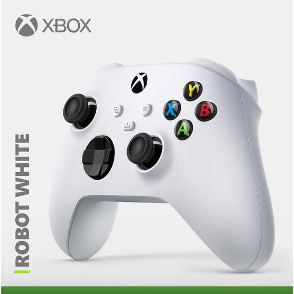 Xbox Wireless Controller Robot White (kompatibel mit Xbox Series X/S)