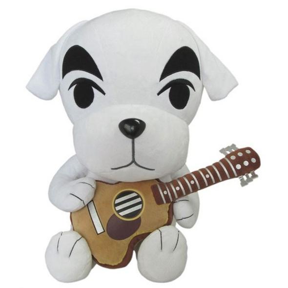 Animal Crossing - Plüschfigur Slider