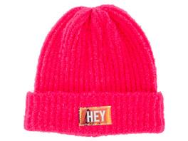 Mütze - Knitted Neon