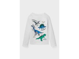 Dino - Langarmshirt - Bio-Baumwolle